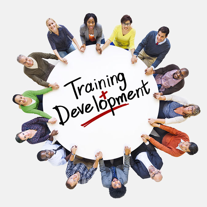 training and development at Quandary Therapy